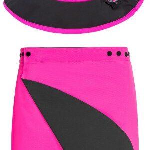 Pink Skirt & Hat Combo
